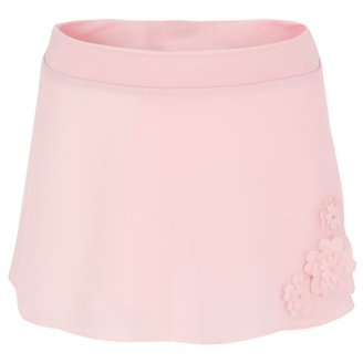 Bloch Pink Zeena Ballet Skirt