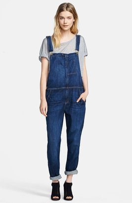 Current/Elliott 'The Ranch Hand' Overalls (Bedford)