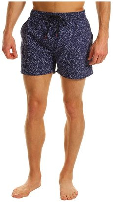 Paul Smith Bow and Arrows Classic Swim Short (Navy) - Apparel