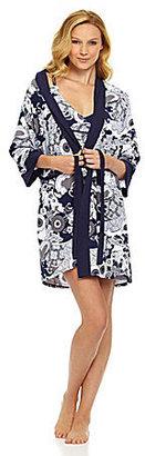 Josie Rock Coco Chemise & Wrap Robe