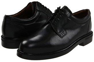 Florsheim Noble Plain Toe Oxford (Black Devon) Men's Plain Toe Shoes