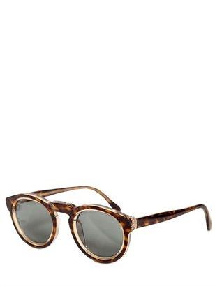 Super Paloma Sagoma Tortoise Sunglasses