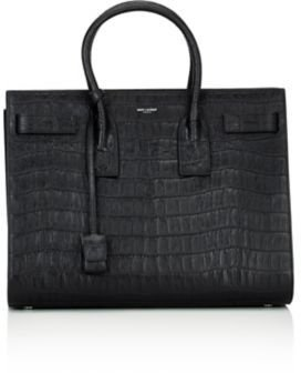 Saint Laurent Women's Medium Sac De Jour-BLACK $3,390 thestylecure.com