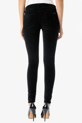 Hudson Jeans Nico Mid-Rise Super Skinny