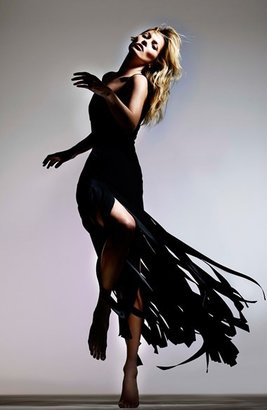 Topshop Kate Moss for Splice Skirt Maxi Dress (Online Only)