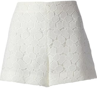 Cacharel lace shorts