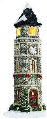 St Nicholas square ® village collection clock tower