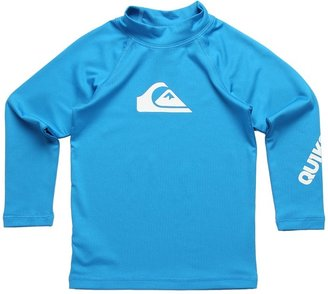 Quiksilver All Time L/S Surf Shirt (Toddler)
