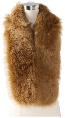 Hat Attack Faux Fur Long Collar (Fox) - Accessories