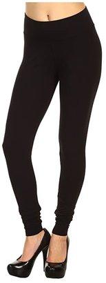 Kensie Solid Legging (Black) Women's Casual Pants