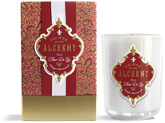 Fringe Alchemy Fleur de Lys Candle