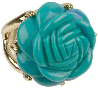 Forever 21 Dual Colored Rose Ring