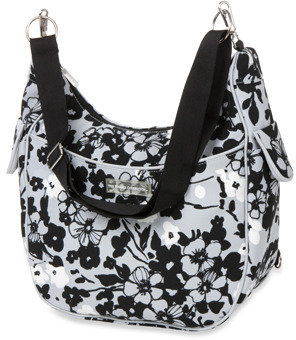 Chloé The Bumble Collection Hobo Convertible Diaper Bag - Evening Bloom