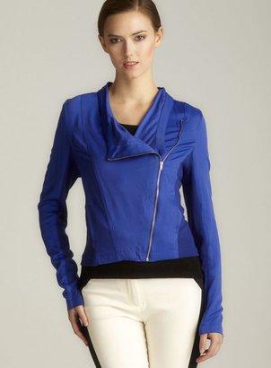 Walter Knit Side Zip Jacket