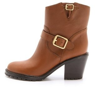 Marc by Marc Jacobs Chunky Heel Ankle Booties