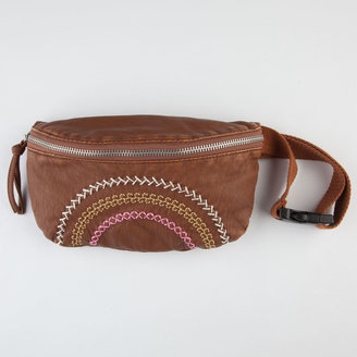 T-Shirt & Jeans Ethnic Stitch Fanny Pack
