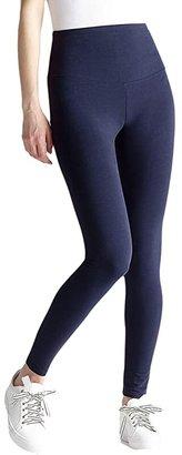 Yummie Rachel Cotton Shaping Legging (Java) Women's Casual Pants
