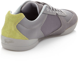 Penguin Fandango Colorblock Tennis Shoe, Pewter/Moss