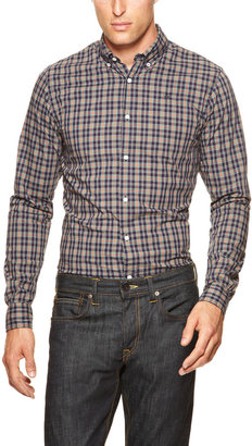 Scotch & Soda British Checks Bowtie Sport Shirt