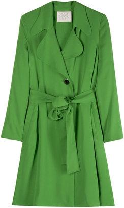 Ossie Clark Silk Trench Coat