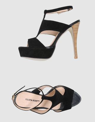 Fausta Moretti Platform sandals