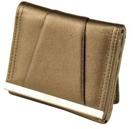 Kenneth Cole Reaction Barcelona Leather Trifold Wallet