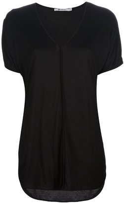 Alexander Wang v-neck t-shirt
