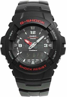 Casio Men's G-Shock Analog & Digital Chronograph Watch - G100-1BV