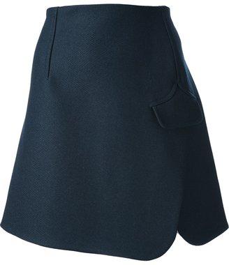 Carven tulip skirt