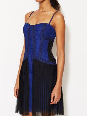 BCBGMAXAZRIA Galia Strapless Dress