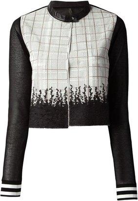 Aviu cropped jacket