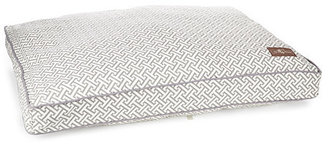 Hera Pillow Bed, Gray/White