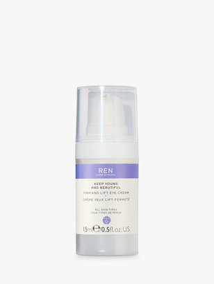 REN Keep Young and Beautiful Firm and Lift Eye Cream, 15ml