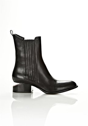 Rosegold Anouck Boot With Rose Gold