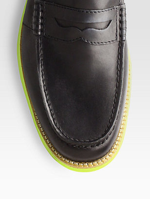 Cole Haan Lunar Grand Penny Loafers
