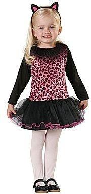JCPenney Asstd National Brand Sweet Kitty Girls Costume