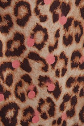 Sonia Rykiel SONIA by Wild Dots Printed Blouse