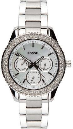 Fossil Stella Stainless Steel Watch