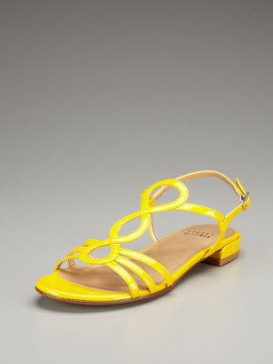 Stuart Weitzman Figurine Sandal