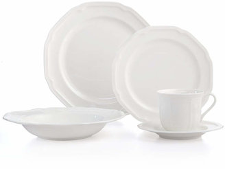 Mikasa Dinnerware, Antique White 5 Piece Place Setting