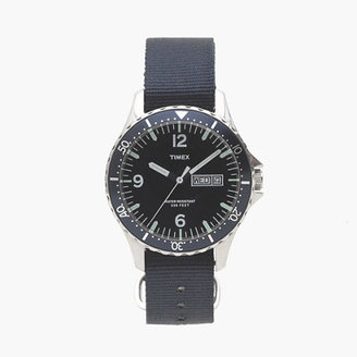 Timex® for J.Crew Andros watch $118 thestylecure.com
