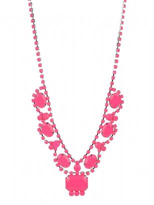 Adia Kibur Neon Stones Necklace