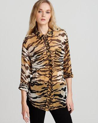 Equipment Blouse - Tiger Stripe Signature