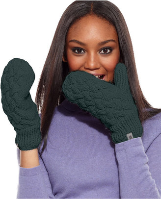 The North Face Mittens, Cable-Knit Mittens