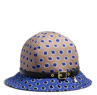 Coach 4 Gore Dot Print Hat