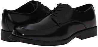 Kenneth Cole Reaction Sim-Plicity (Black) Men's Lace Up Moc Toe Shoes