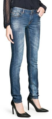 MANGO Outlet Slim-Fit Alice Jeans