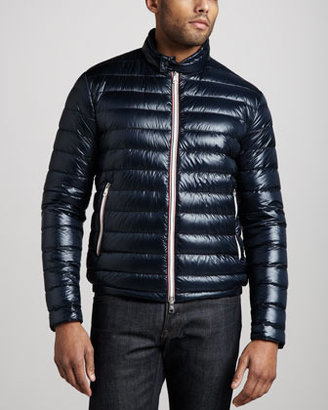 Moncler Rigel Puffer Moto Jacket