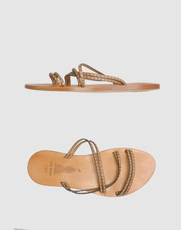 N.D.C. Made By Hand Sandals