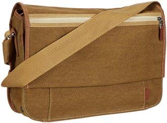 Esprit Tasche Shoulder Bag Mens Beige Beige (Mustard Beige 269) Size: 40x30x10 cm (B x H x T)
